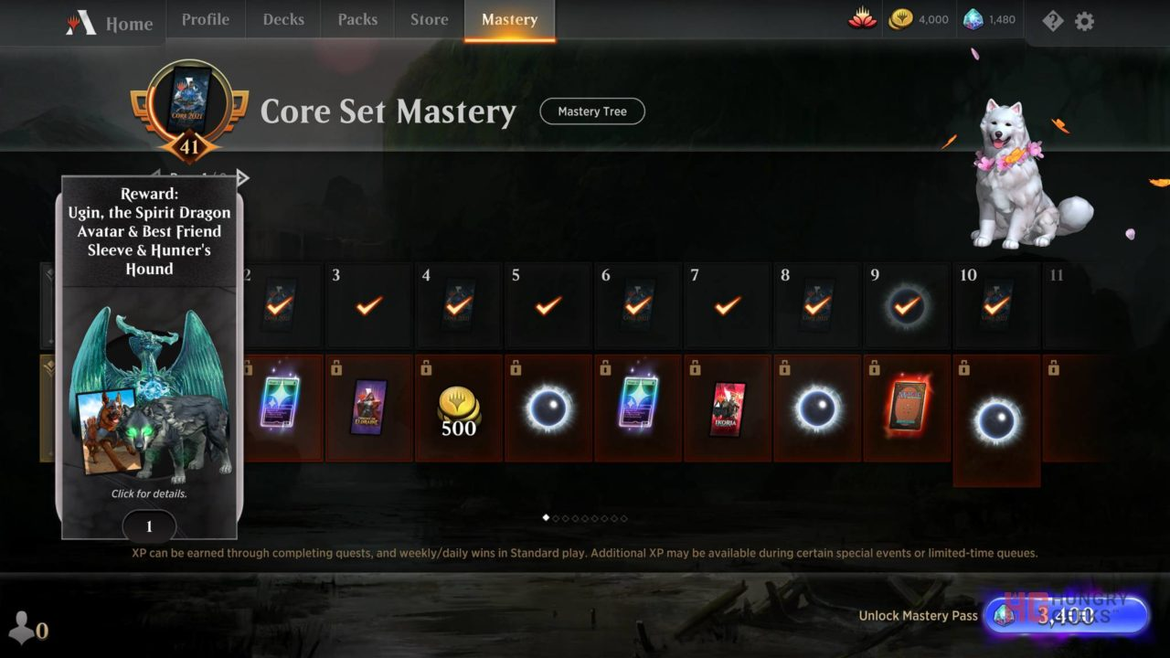 MTG Arena Review Mastery